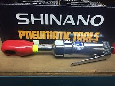 Shinano pneumatic SI-1288 Hex17mm Through Ratchet Wrench Brand New Made In Japan