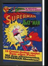 Superman 1982  Nr. 26    Z. 0-1   Original  GB-1111