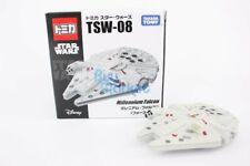 Takara Tomy Tomica Star Wars Force Awakens TSW-08 Millennium Falcon Car Diecast