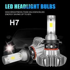 H7 1150W 172500LM LED Headlight Kit High Low Beam Bulbs CREE 6500K Head Lamps 2x