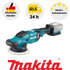 Makita 18v batería-exzenterpolierer dpo600z pulidora rupes coche dispositivo solista