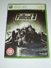 "Fallout 3  Xbox 360 ""FREE UK P&P"""