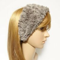 Fabric Fur Winter Fashion Hairturban Headband