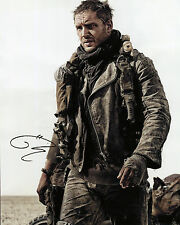 Tom Hardy - Max - Mad Max: Fury Road  - Signed Autograph REPRINT