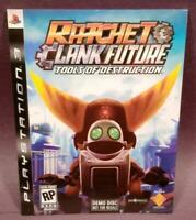 Ratchet & Clank Future: Tools of Destruction Brand New PlayStation 3 DEMO Disc