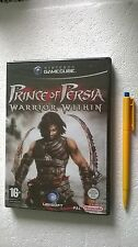 NINTENDO GAMECUBE GAME CUBE SEALED PRINCE OF PERSIA : WARRIOR WITHIN