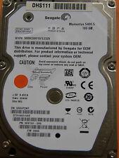 160 GB Seagate ST9160310AS / 9EV132-285 / 0303 / WU /100513491 RevB disco rigido