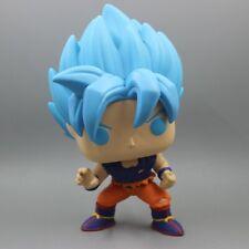 Dragon Ball Super SSGSS Goku Blue Funko Pop Figure Saiyan