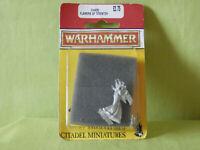A11 WARHAMMER CHAOS FLAMMER OF TZEENTCH 1994 METAL OOP IN BLISTER