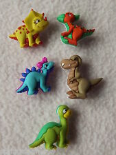 Dress It up Buttons Dino-mite 5 Colourful Baby Dinosaurs
