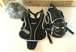 Rawlings Youth Catcher's Set Age 9 and under.