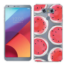 """5.7"""" Soft TPU Silicone Case For LG G6 Protective Phone Back Cover Skins Clear"""