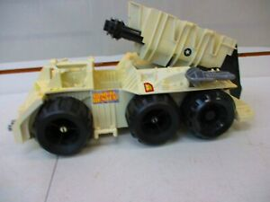 Vintage 1993 G.I. Joe Block Buster Vehicle