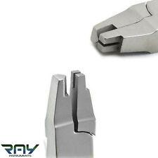 Dental Hook Crimping Plier Tc Crimpable Arch Wire Dentist Orthodontic Placement