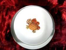 Sammel- & Zierteller aus Porzellan mit Teller-Goldranden
