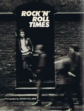 Rock 'N' Roll Times - Softcover 1st EDITION 1983 - Great John Lennon Cover RARE