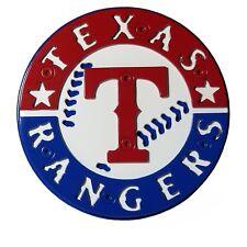 Texas Rangers Custom Hitch Cover