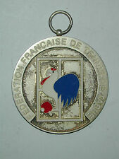 MEDAILLE  FEDERATION DE TENNIS DE TABLE  THIONVILLE 1997 Moselle