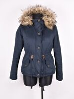 Hollister Hooded Women Jacket Coat Size M