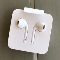 New Apple iPhone 7/8/X Lightning EarPods Headphones EarPhones With Mic Genuine!