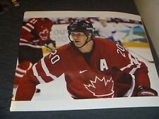 Chris Pronger Team Canada UNSIGNED 16x20     Flyers