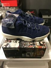 AIR JORDAN 11 RETRO LOW DEREK JETER RE2PECT MENS SIZE 10 DEADSTOCK