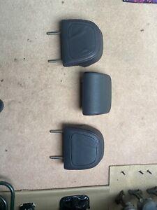 VW Golf MK5 GTI OR R32 Edition 30 Ed30 Rear Leather Headrests