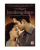 The Twilight Saga - Breaking Dawn - Part 1 (DVD, 2012, 2-Disc Set)