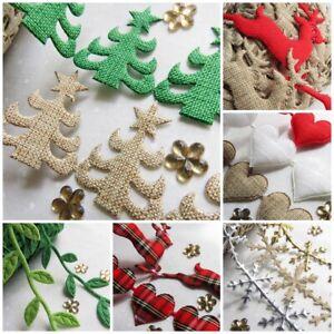 Lilen Trim Ribbon Hessian Jute Burlap Style Christmas Craft sewinig decor rustic