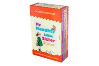 Dorothy Edwards My Naughty Little Sister Collection 5 Book Set, Friends, Was Goo