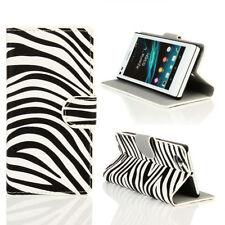 Étuis, housses et coques etuis portefeuilles noir Sony Xperia L pour téléphone mobile et assistant personnel (PDA)
