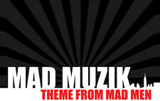 Mad Muzik - Theme from Mad Men [New CD] Manufactured On Demand
