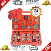freebirdtrading Brake Tool 8MILELAKE Disc Brake Caliper Wind Back Tool Kit 12PC