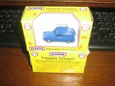 DIE-CAST - FORD 300E THAMES VAN 7 cwt - DARK BLUE - 00 gauge / 1:76 model