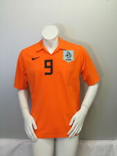 Team Netherlands Nike Jersey - 2006 Home Run Van Nistelroy - Men's Large