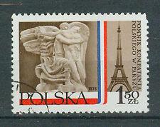 Polen Briefmarken 1978 Denkmal in Frankreich 2. WK Mi.Nr.2583