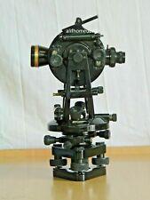 Vintage 20second Surveying Vernier Transit Theodolite For Traversing