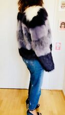 Manteau fausse fourrure hiver femme ZARA T 36 ou S