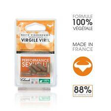 Virgile Viril X6 Provocateur Erection Forte et Durable Produit Bio Homme