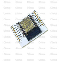 ESP8266 Remote Serial Port WIFI Module + IO adapter plate Expansion Esp8266-12E