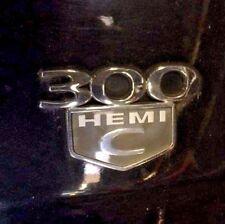 CHRYSLER  300C HEMI BOOT BADGE 2006 -2010