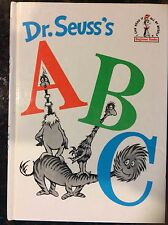 Dr Seuss ABC   1963 1st Edition. No DJ