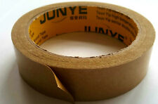 44mm x 25m ECO BROWN SELF ADHESIVE KRAFT PRICTURE FRAMING PAPER TAPE