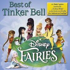 S.GOMEZ/ZENDAYA/B.MENDLER/+ - BEST OF TINKER BELL (1-4)  CD POP FILMMUSIK NEU