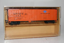 TRAIN MINIATURE HO SCALE No. 3320 YELLOW DIMENSIONAL DATA