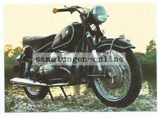 Bmw R 69 s 1960 42 PS 600 ccm postal ak motocicleta Motorsport foto fotografía