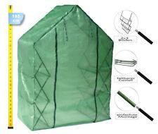 """Invernaderos de plástico plegable 195cm transitable huerto protegido Tipo """""""