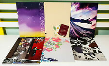 Lot of 6x Tales of Zestria Manga Fan Fiction Books! Rare R18+