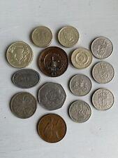 British £2 Scotland Free Church Token 1843 Masonic Advanced Penny £1 Gibraltar