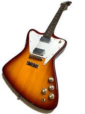 New CLASSIC 6 String COZART Non-Reverse Firebird-Style Electric Guitar